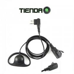 """Micrófono Manos Libres """"D"""" Para EP-450, EP-350, GP300"""