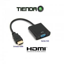 Adaptador Desde HDMI a VGA