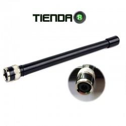 Antena VHF BNC-M Compatible con IC-V80, V8, Etc