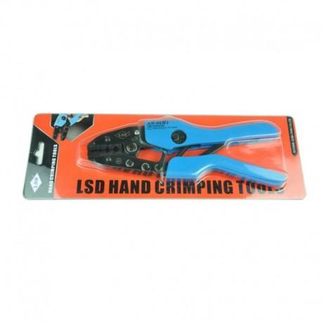 Crimpadora Para Cable Coaxial RG58, RG59, RG174