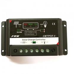 Regulador De Carga 10A 12/24V CMTP02-2410