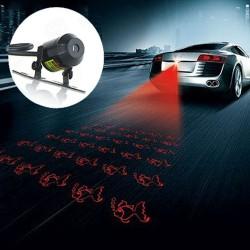 Luz Laser Anti Colisión Niebla Seguridad