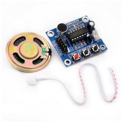 Modulo Grabador y Reproductor de Voz ISD1820 Arduino