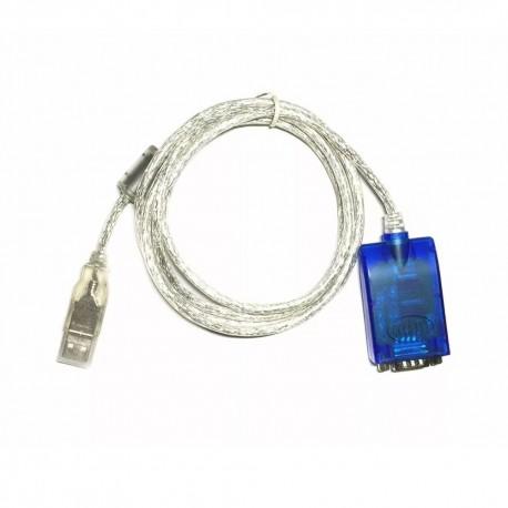 Adaptador Serie RS-232 USB 2.0 Chipset FTDI