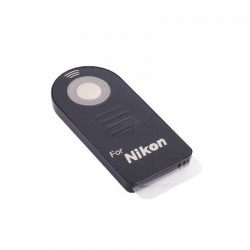 Control Remoto Alternativo ML-L3 Para Nikon D3000 y Otras