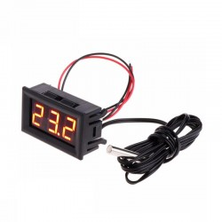 Termometro Digital Led con Sonda NTC, -50 a +110 °C