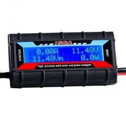 Watt Meter, Analizador de Variables DC, Corriente, Energía, etc