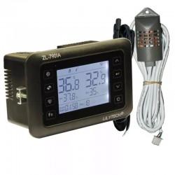 ZL-7901A Controlador Temperatura + Humedad PID, Profesional