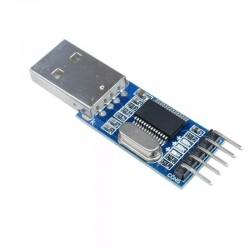 Convertidor Usb TTL Uart PL2303 Arduino, Programación VHF, Etc