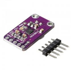 MAX9814 Modulo Amplificador Con Micrófono Electret