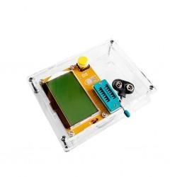Probador Tester de Transistores, Condensadores, Resistencias, etc.