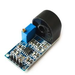 Medidor de Corriente AC, 5A Max, Arduino, Monofásico, No Invasivo