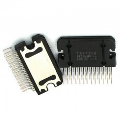 Reemplazo de Amplificador TDA7388, YD7388, CD7388CZ, etc