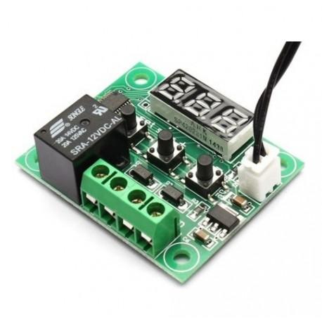 Control de temperatura Frio/Calor XH-W1209
