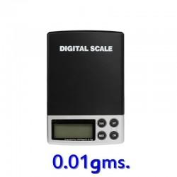 Balanza Digital Portátil De Ultra Precisión - 0.01 A 300 Gms