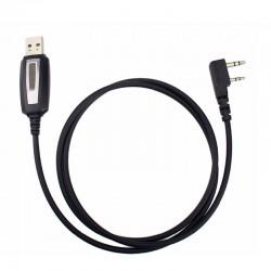 Cable De Programación Para Uv-5r Y Otras Radios