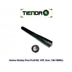 Antena Stubby VHF Para Motorola PRO5150/7150 y Otras