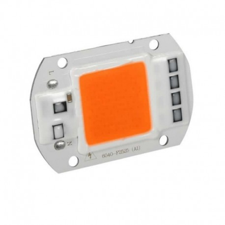 Led COB Chip Full Spectrum, 50W, 220V