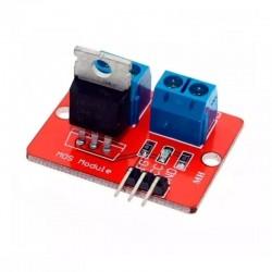 Modulo Controlador Mosfet IRF520, Arduino, Raspberry