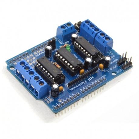 Shield L293d Controlador Motor Driver, Arduino, Pic