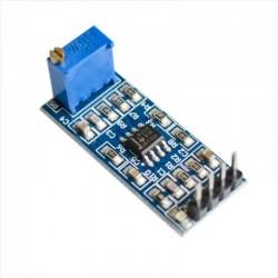 Módulo Amplificador Lm358, Ganancia Ajustable