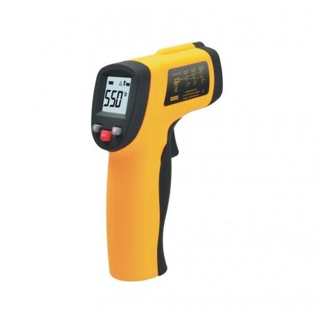 Termómetro Pistola Láser GM550 - Mide Temperatura A Distancia