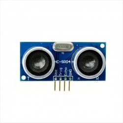 Sensor de Distancia Por Ultrasonido HC-SR04