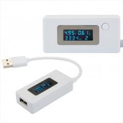 Tester USB de Carga KCX-017, Mide los mAh Reales!