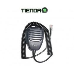 Micrófono Para Icom HM-118, 8 Pines (RJ45)