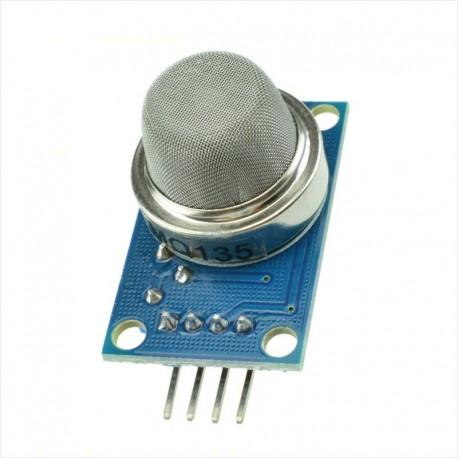 Modulo Detector De Calidad De Aire MQ-135, Arduino