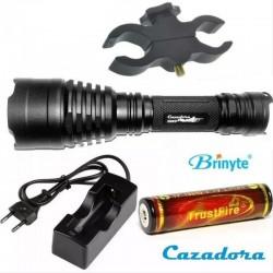 Pack Premium Linterna Super Lanzadora B58U Cazadora (Ex Brinyte)