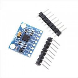 Acelerómetro Giroscopio 3 Ejes GY-521 MPU-6050 Arduino