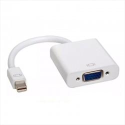 Adaptador Mini DisplayPort a VGA