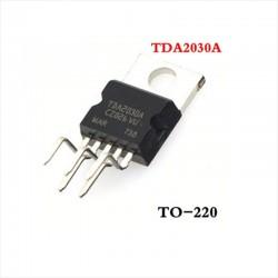 Circuito TDA2030A Amplificador Audio 14W