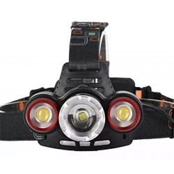 Linterna Frontal Led
