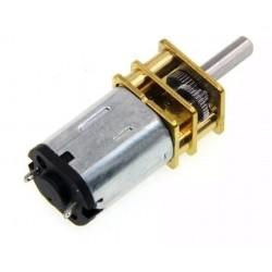 Motor DC Con Caja Reductora 6v 60 RPM N20 Arduino, Etc