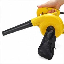 Sopladora Y Aspiradora de Aire, 750w, 13.000 Rpm