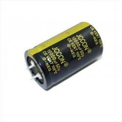 Condensador Electrolítico, 10.000uf, 50v, 30mm X 40mm