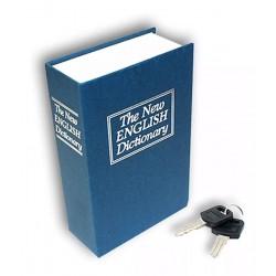 Mini Caja Fuerte Simulada En Forma de Libro