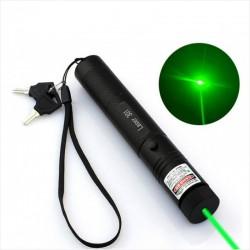 Láser 301 Verde - 200mW - Puede Encender Fósforos.