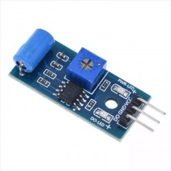 Sensor De Vibración Modulo SW-420 NC, Arduino, Pic, Avr