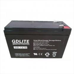 Batería Recargable AGM 12V 7AHr Ciclo Profundo