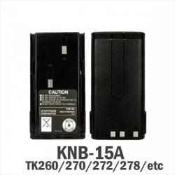 Batería KNB-15A de Reemplazo Kenwood Tk-2100, Tk260/270