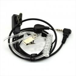 Micrófono Audífono Con Tubo Acústico Para Handy Vertex (1 Plug de 3.5mm)