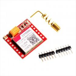 Modulo GPRS GSM SIM800 Proyectos DIY de Telecontrol