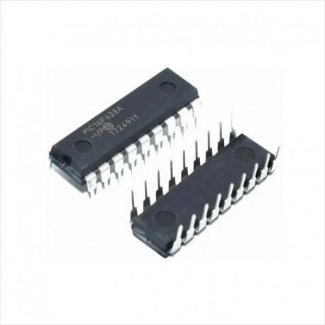 Microcontrolador PIC16F628A, 8 Bit, Proyectos DIY