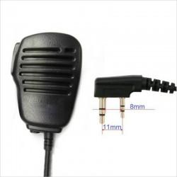 Micrófono Parlante Para Portatiles Kenwood, Super Portable!