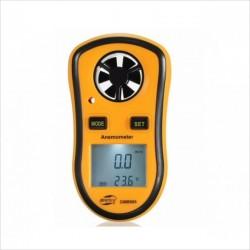 Anemómetro, Medidor Digital De Viento Y Termómetro GM8908