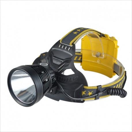 Linterna Frontal W644, Led CREE XH-P70, 3000 Lúmenes!