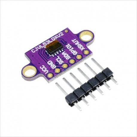Módulo Sensor De Distancia Laser VL53l0x Arduino Pic